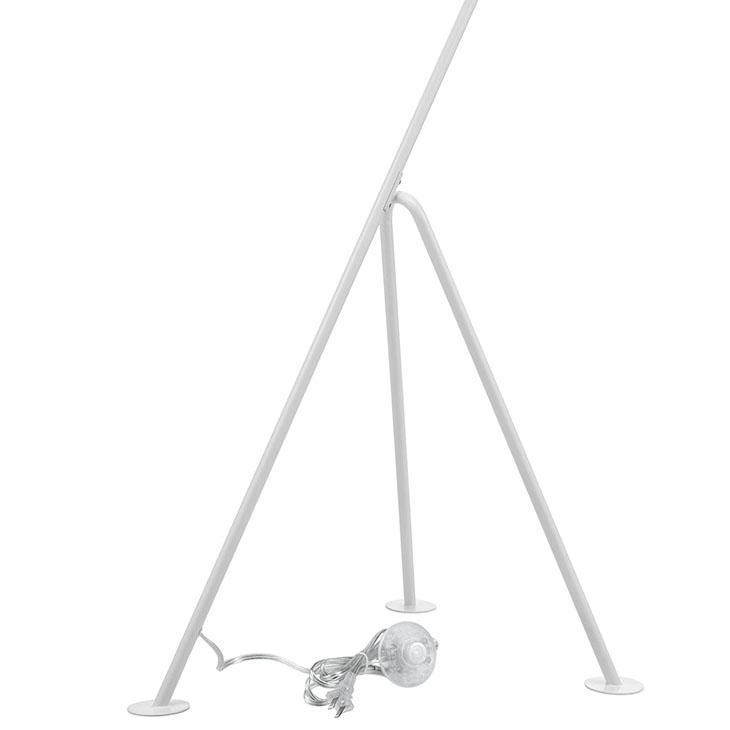 white retro floor lamp 3