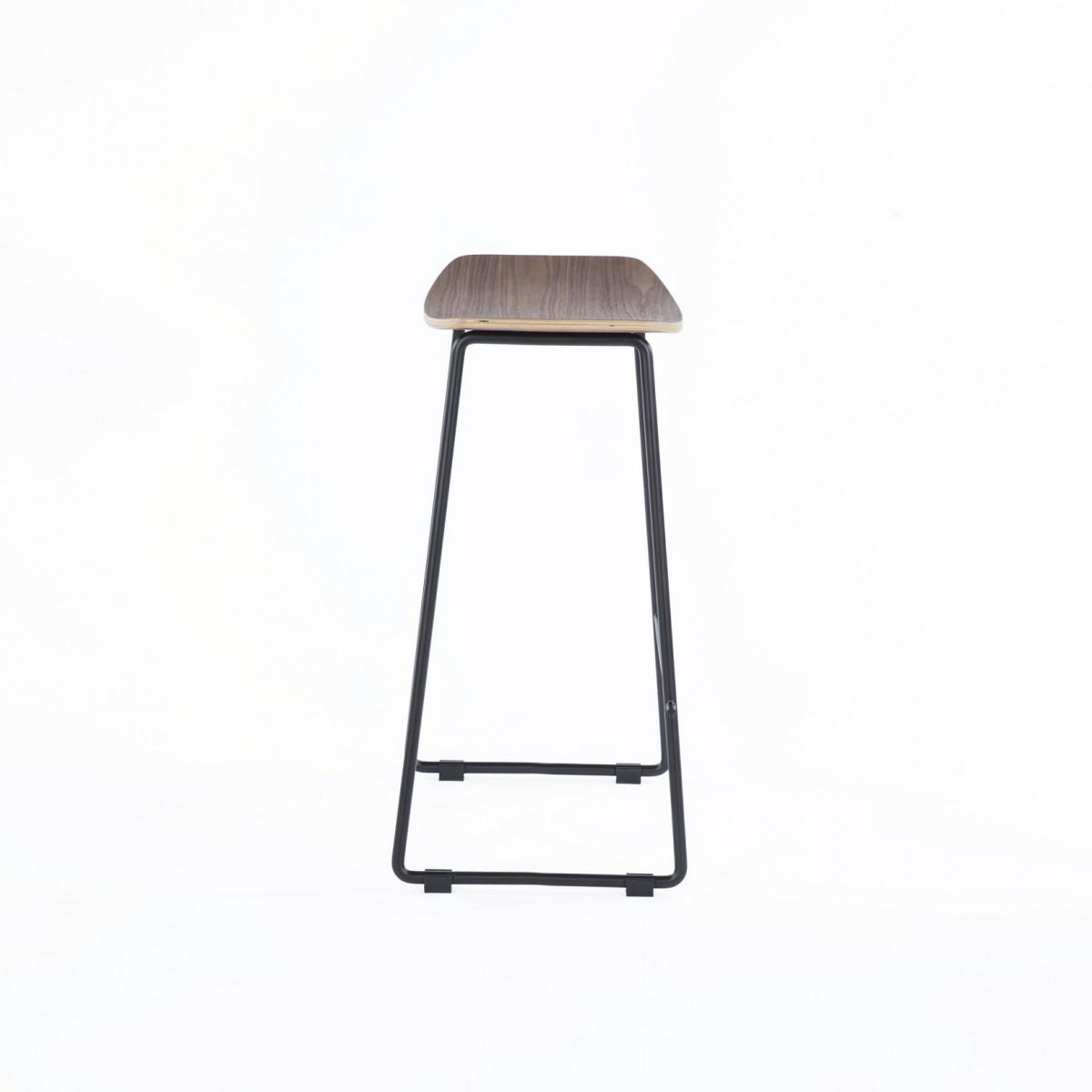 Wood Bend Counter Stool Modern Furniture Brickell