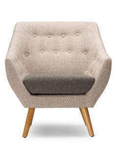 Harmony Mid Century Sofa Armchair 237x315