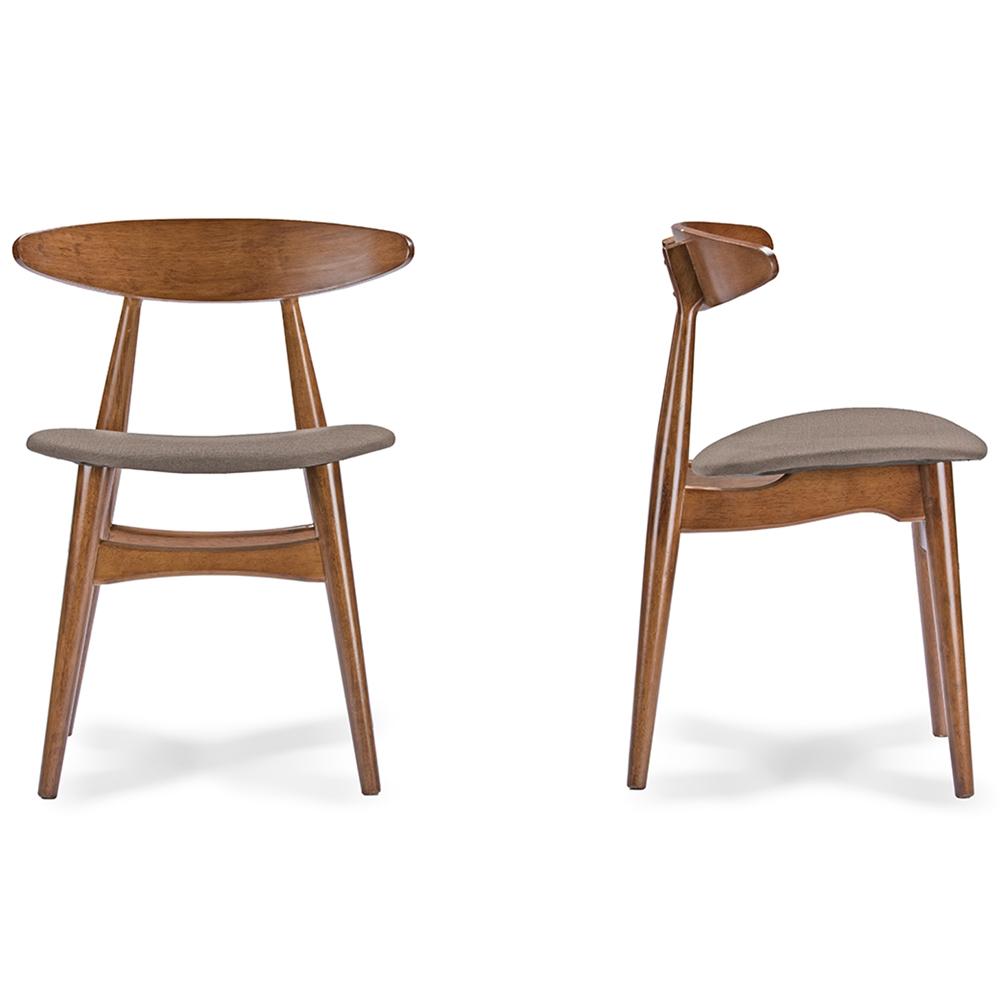 Scandinavian chair set 2