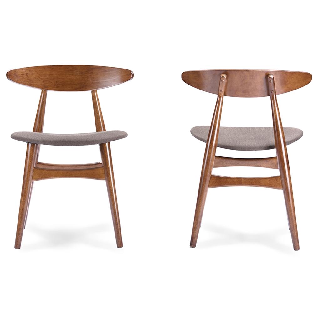 Scandinavian chair set 3