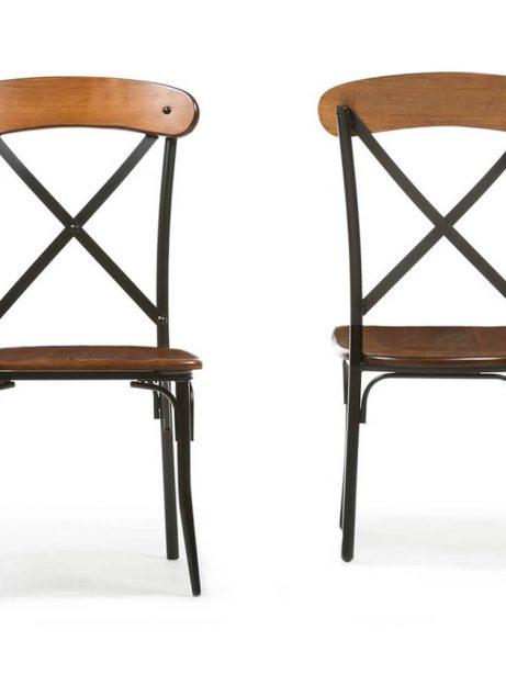 X wood industrial chair set 2 461x614