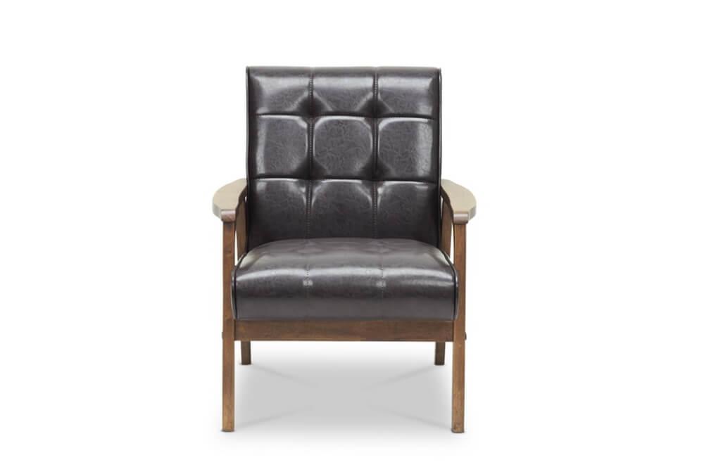 black teleporter armchair 4