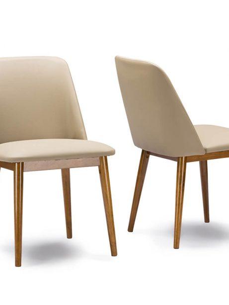 brim beige leather mid century chair 461x614
