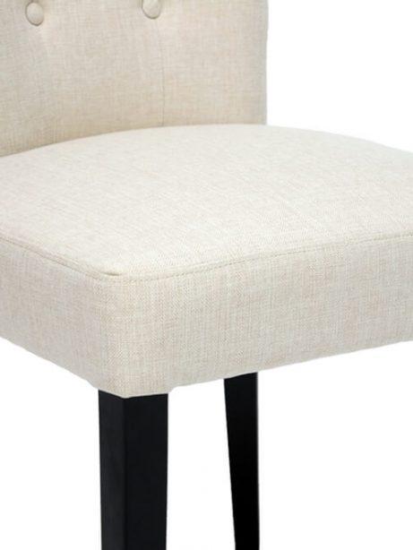 honor beige plush chair 461x614
