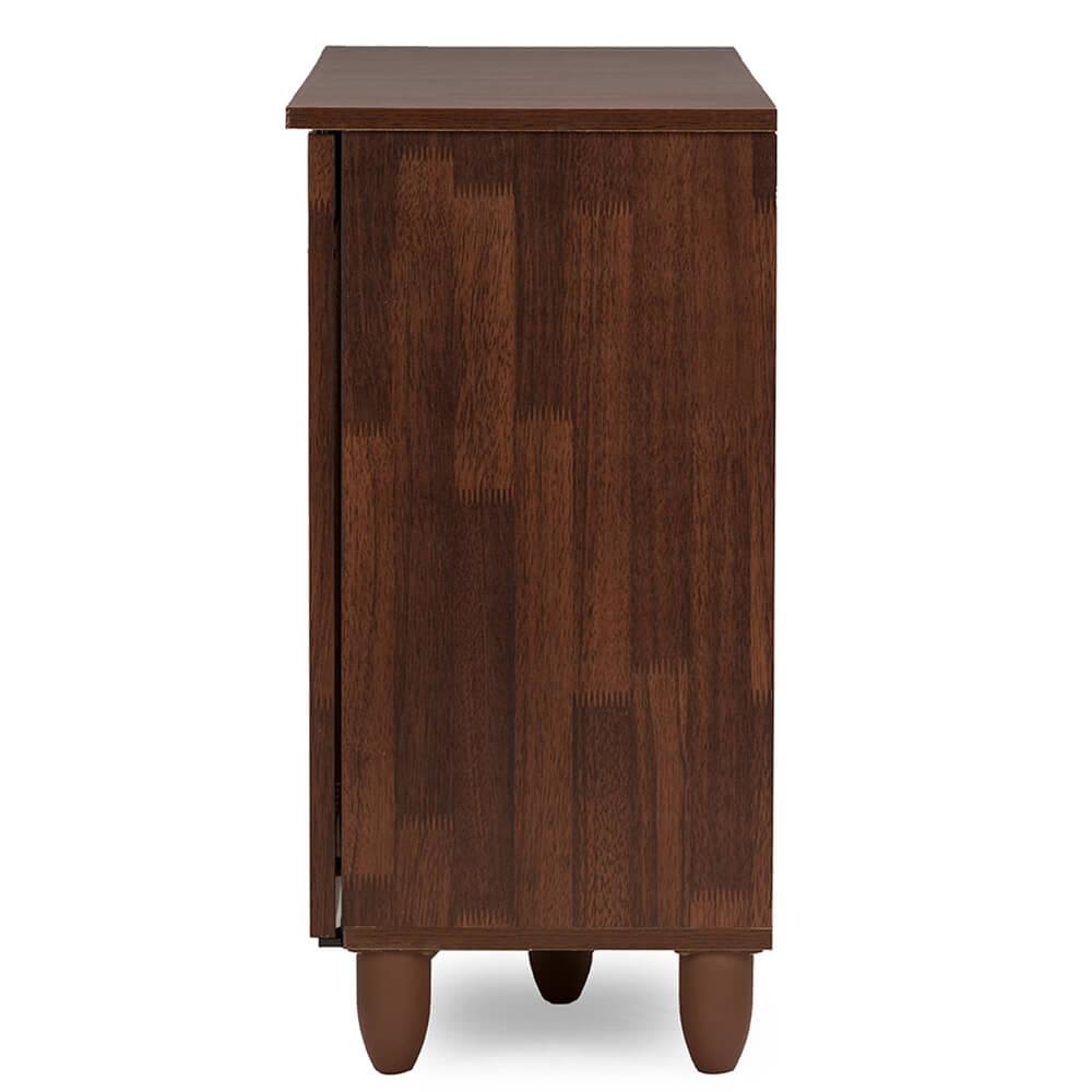 Hester Brown Oak Wood Cabinet 5