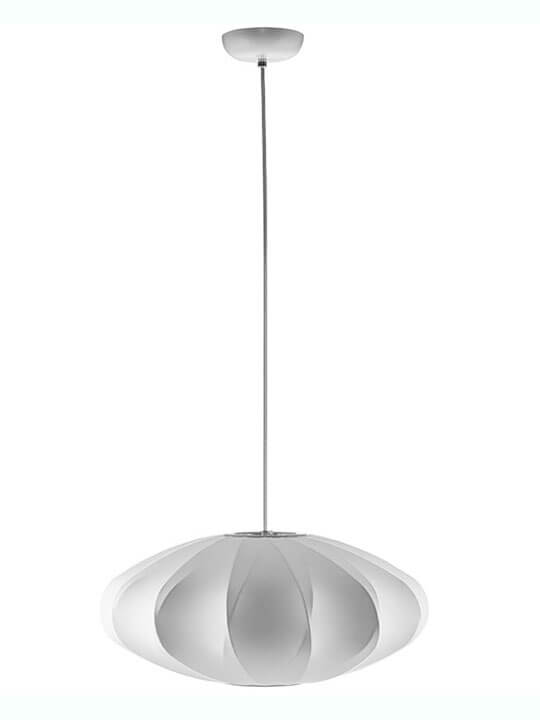 White Globe Pendant Lighting
