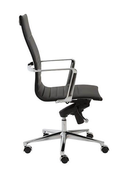 capital high back office chair black 3 461x600