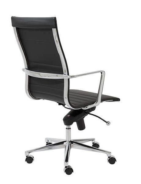 capital high back office chair black 4 461x600