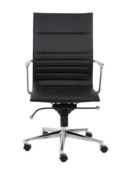 capital high back office chair black 461x600
