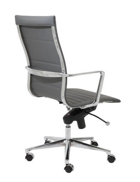 capital high back office chair grey 4 461x600