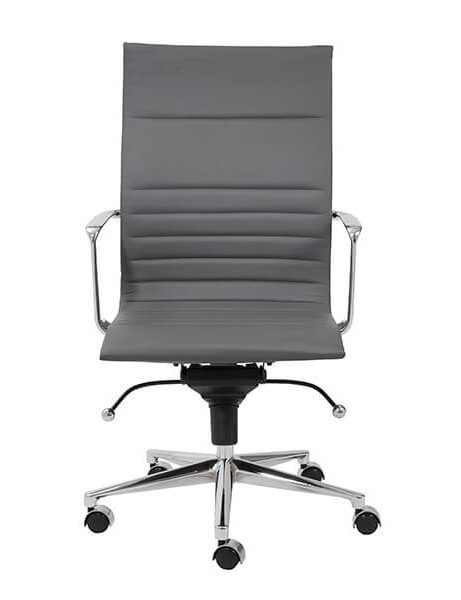 capital high back office chair grey 461x600