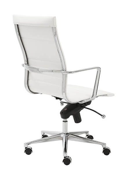 capital high back office chair white 4 461x600