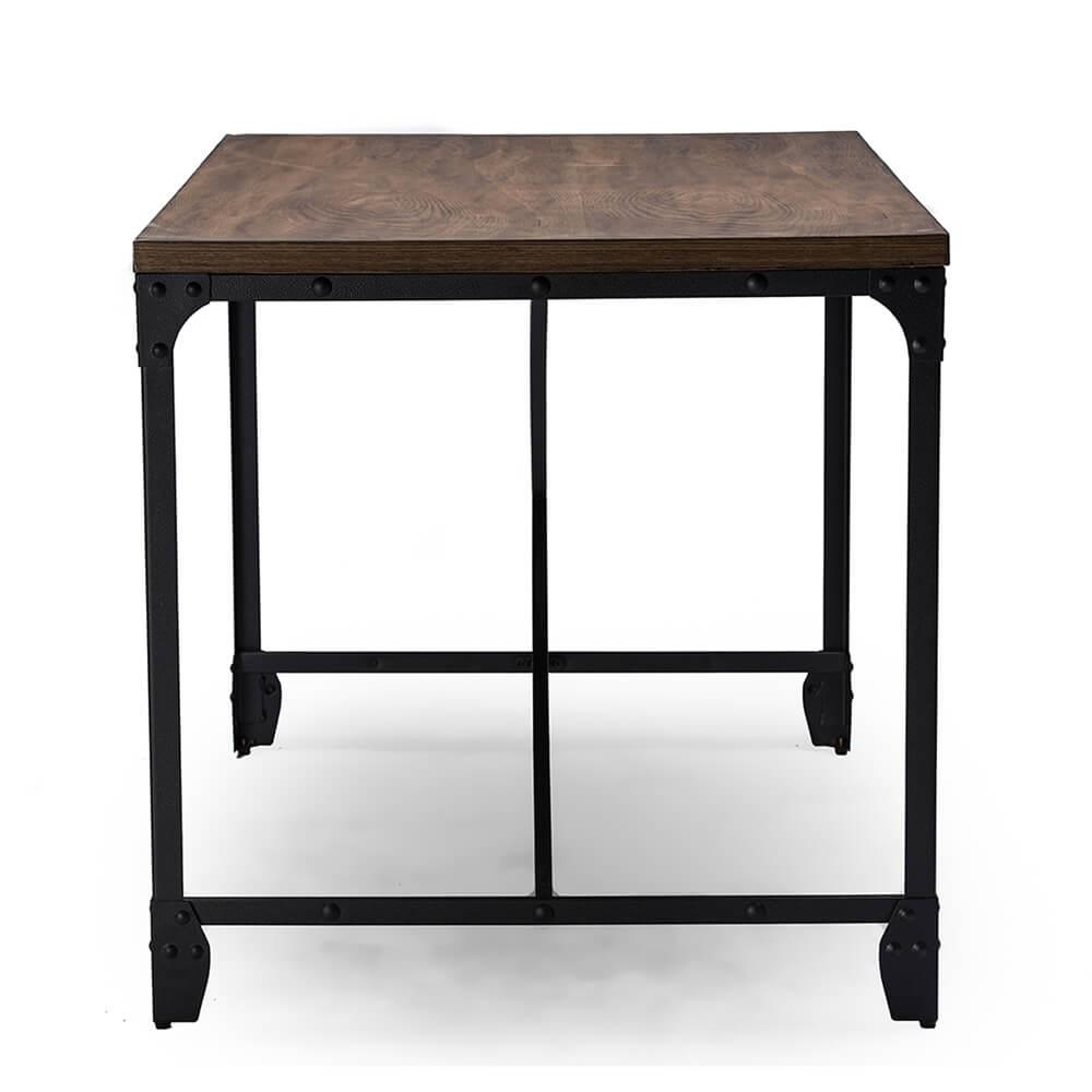 industrial wood desk 3