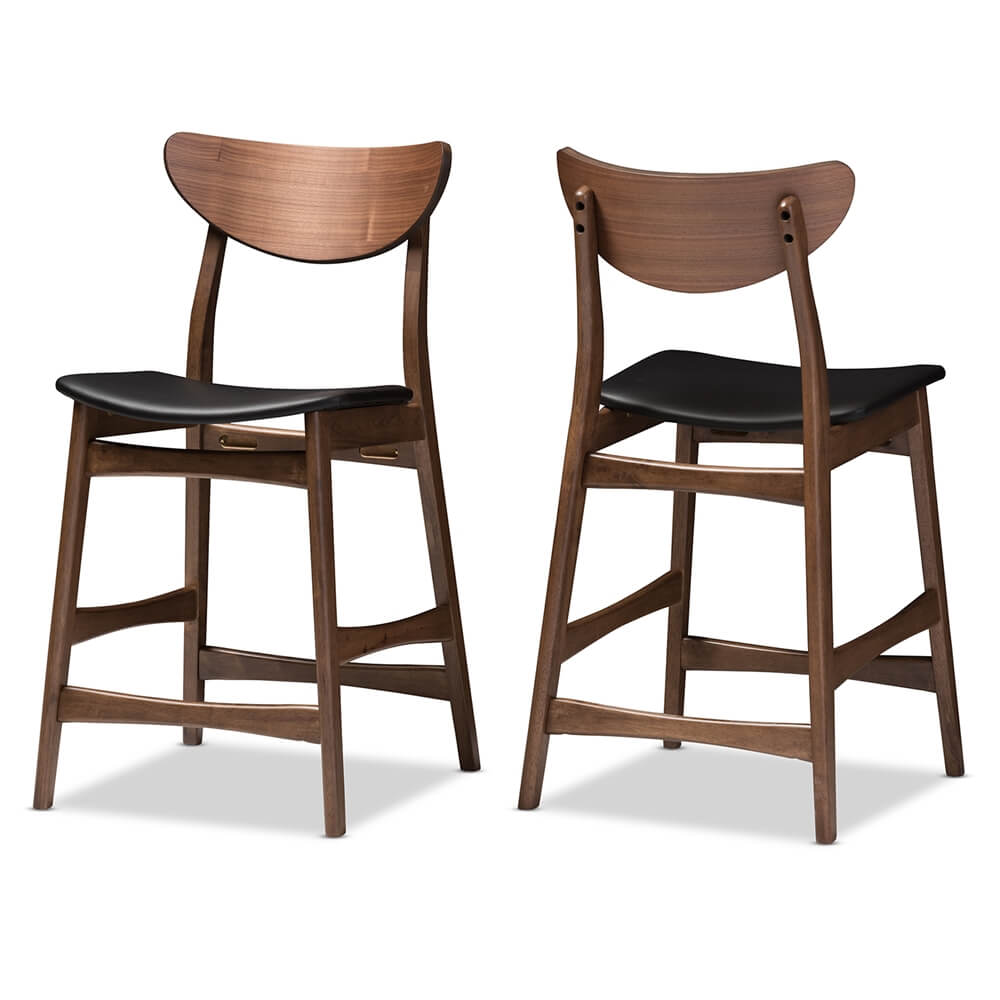 scandinavia barstool set of 2