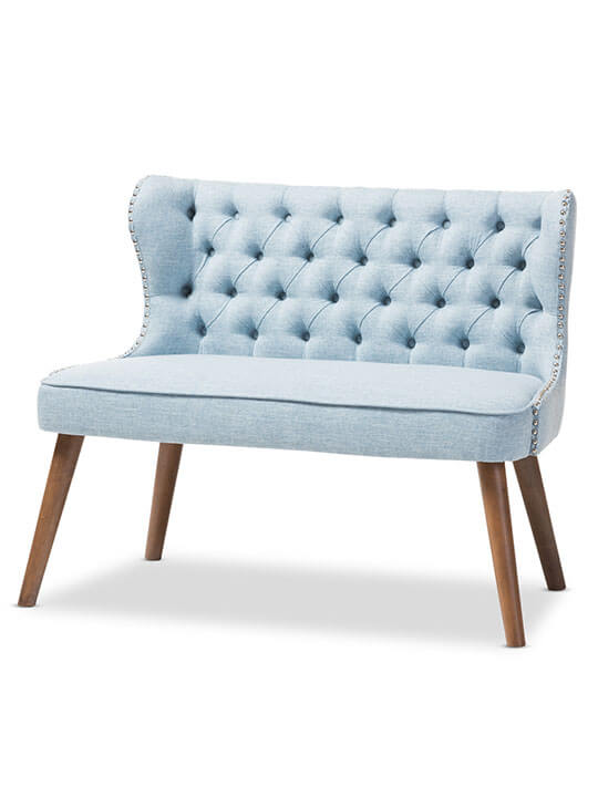 English breakfast loveseat