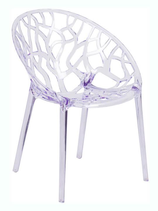 Tree Clear Chair