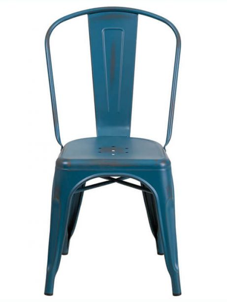 distressed tonic metal chair 461x614