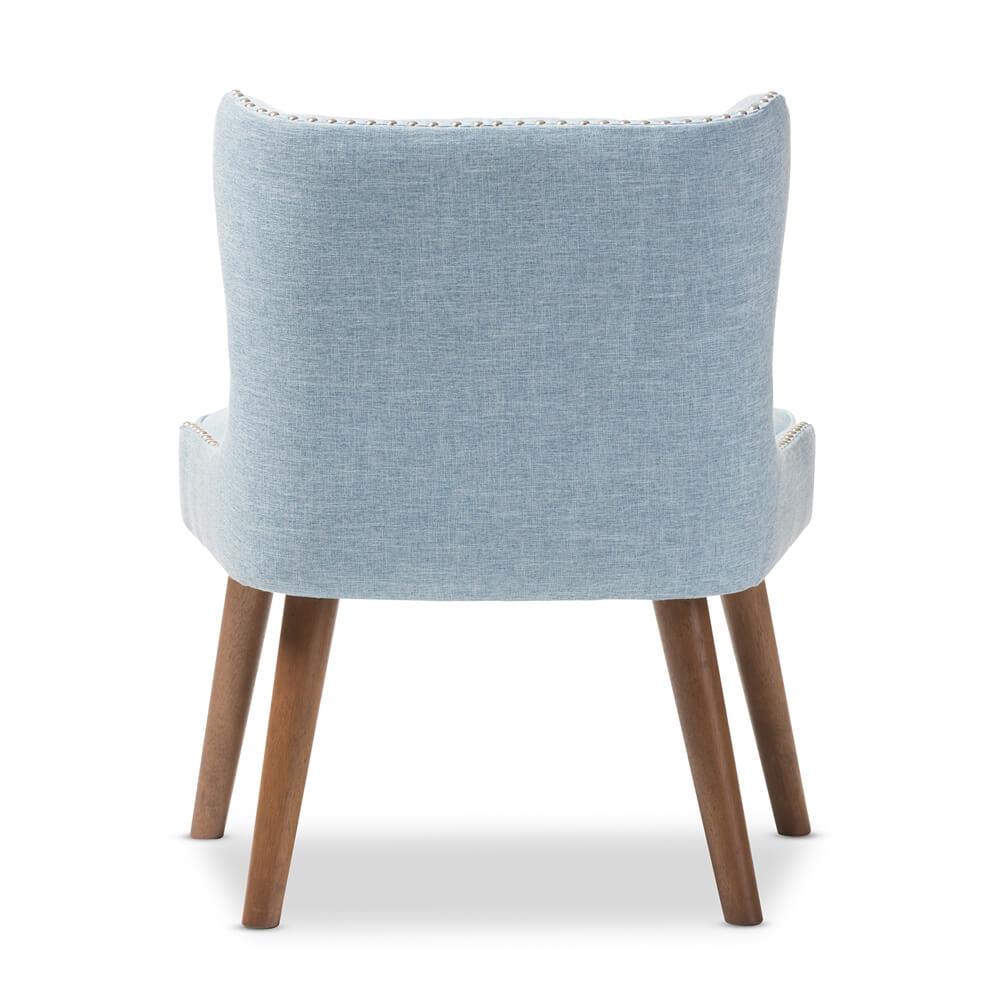 english breakfast acent chair light blue 2