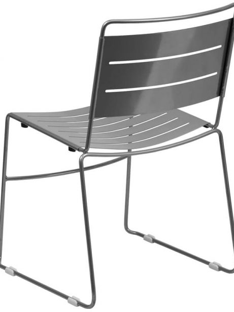 metal line chair silver 461x614