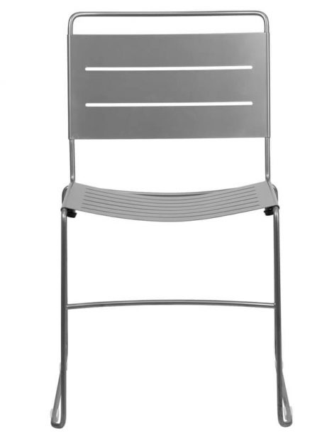 silver metal line chair 2 461x614