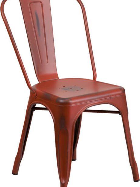 tonic distressed red metal indoor stackable chair 3 461x614