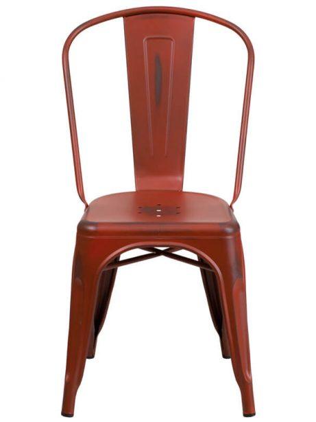 tonic distressed red metal indoor stackable chair 4 461x614