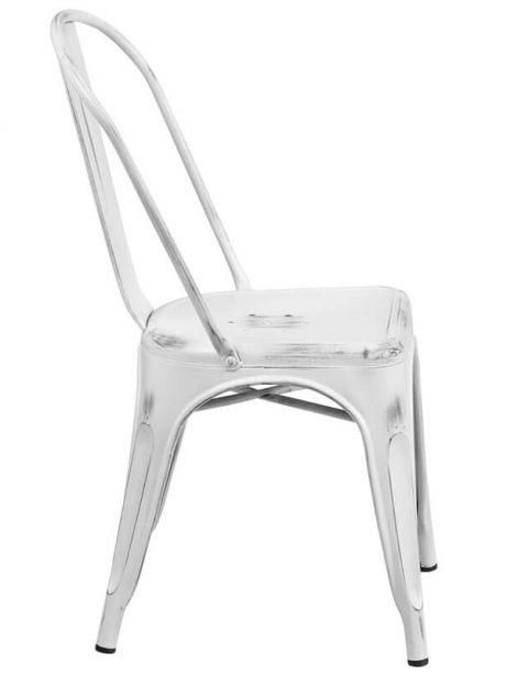 tonic distressed white metal indoor stackable chair 3 461x614