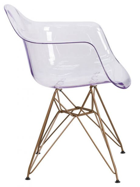 Ceremony Clear Gold Wire Armchair 4 461x614