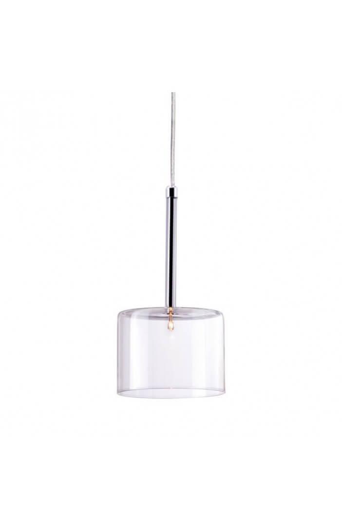 Clear Glass Modern Pendant Light 1