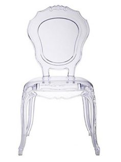Clear Queen Chair 237x315