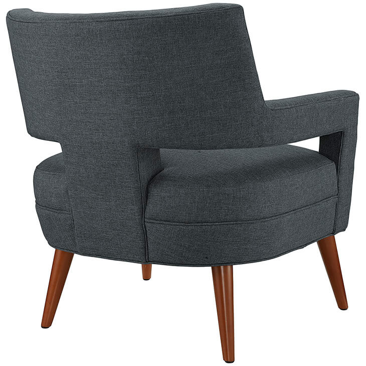 Regent Armchair Dark Grey 3