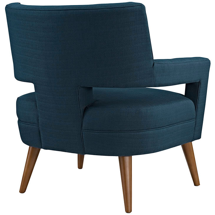 Regent Armchair Navy Blue 3
