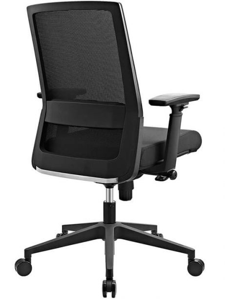 black mesh office chair 461x614