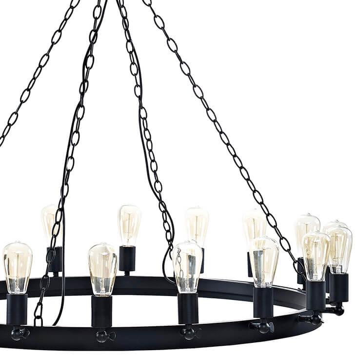 edison bulb chandelier medium 3