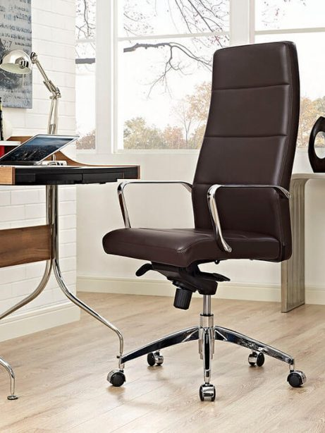 instant equity office chair brown 461x614