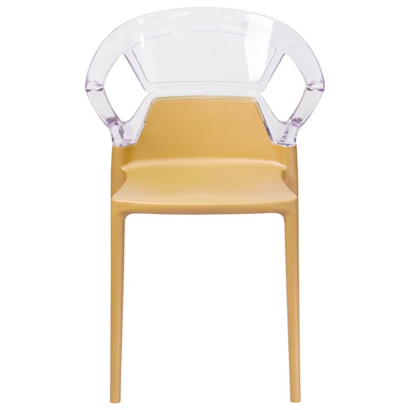lemon clear yellow chair 2