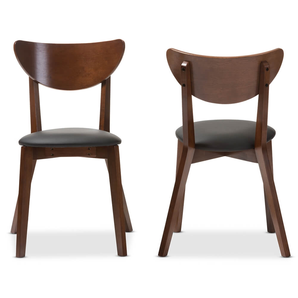 mid century dining chair 2