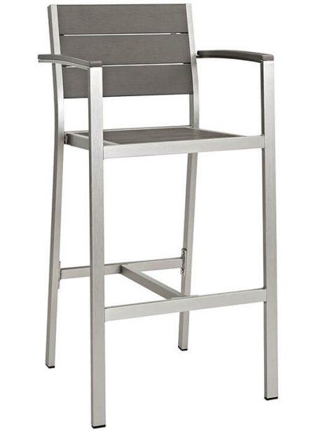 modern outdoor aluminum wood arm barstool 3 461x614