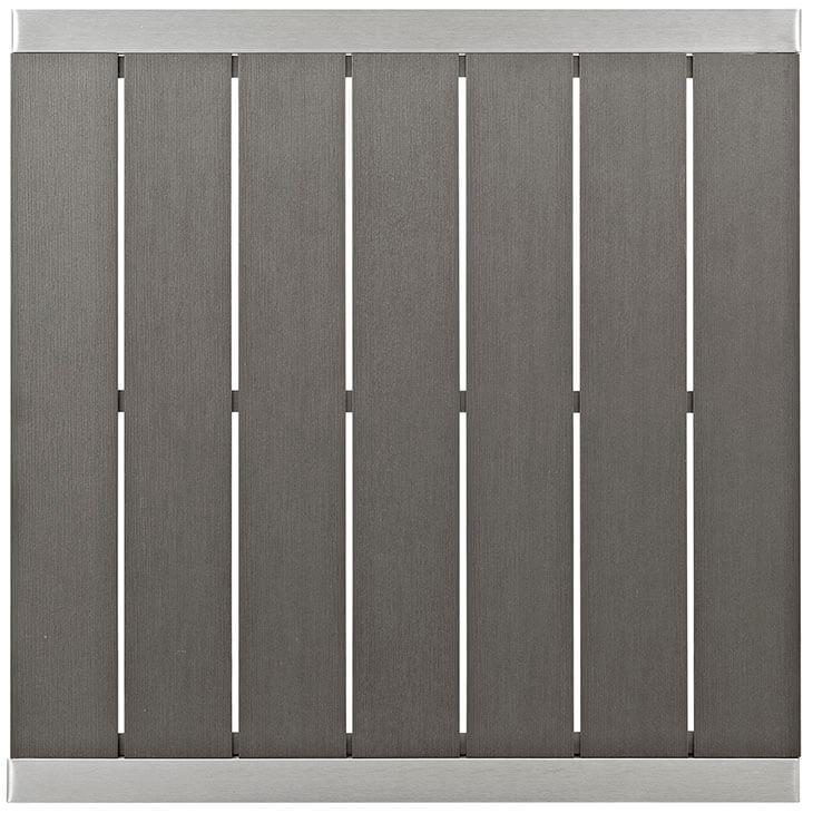 modern outdoor aluminum wood bar table 3