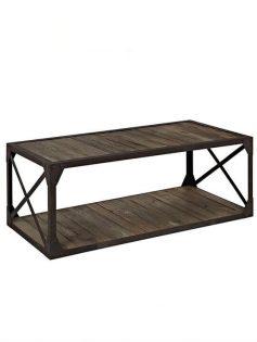 reclaimed wood coffee table 237x315