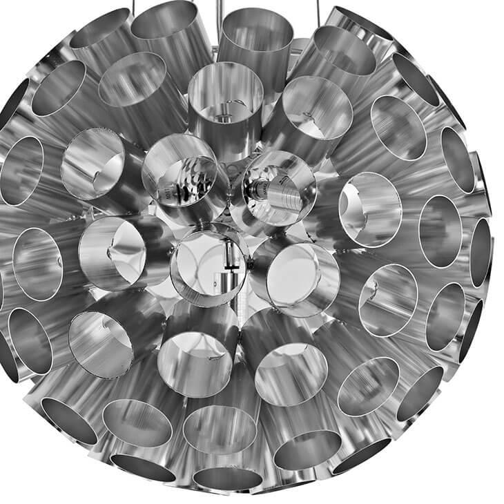 silver circa pendant light 2