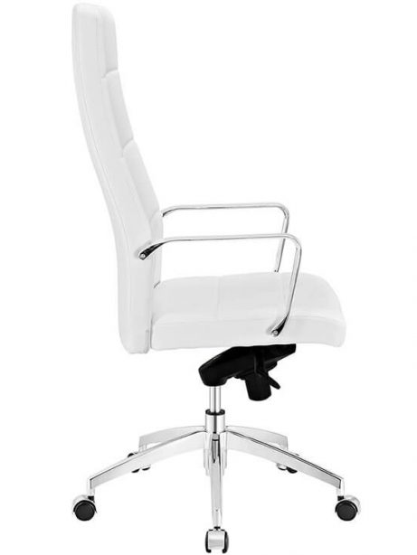 white high back office chair 461x614