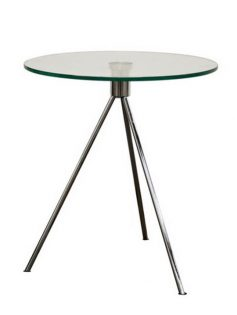 Atos Glass Side Table 237x315