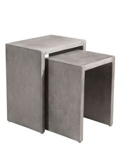 Cement nesting tables 237x315