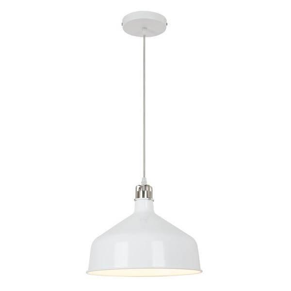 Circuit pendant light white 2