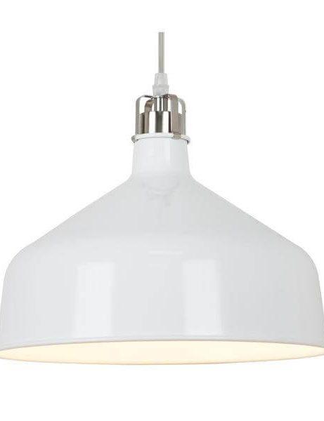 Circuit pendant light white 461x600