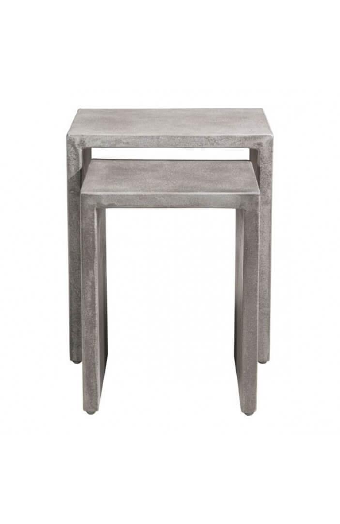 Concrete Nesting Tables 10