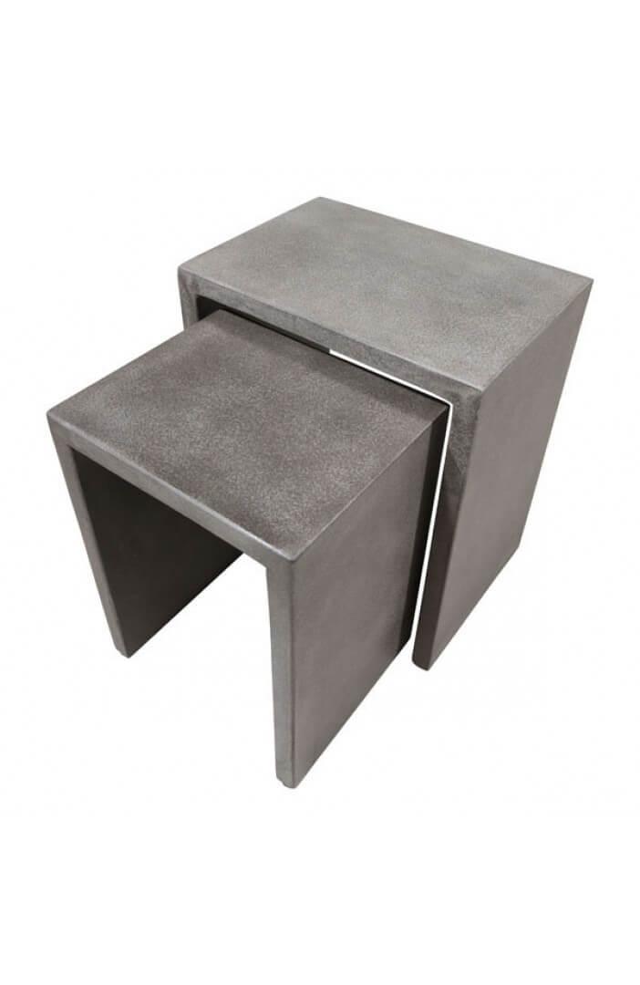 Concrete Nesting Tables 7