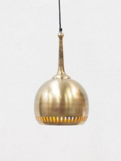 Gold Deco Pendant Light 237x315